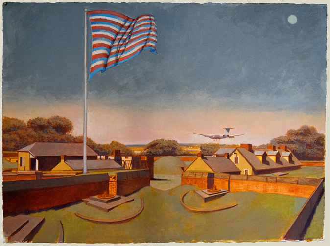 JLM_Fort_Mifflin_2_1_22x30_acrylic_on_paper_2011_1_sm