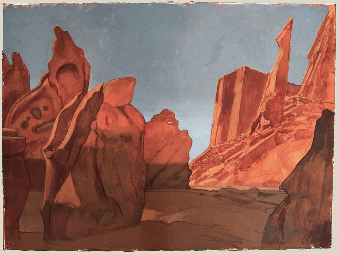 JLM_Frijoles_Canyon_22x30_acrylic_on_paper_2011_2_sm
